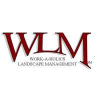 Work-a-holics Landscape Management logo