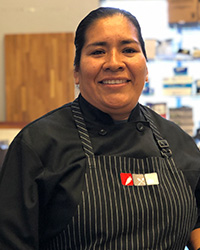 Margarita Lopez, Catering Chef at Tastebuds Custom Catering
