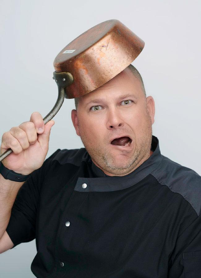 Greg Shapiro - Executive Chef