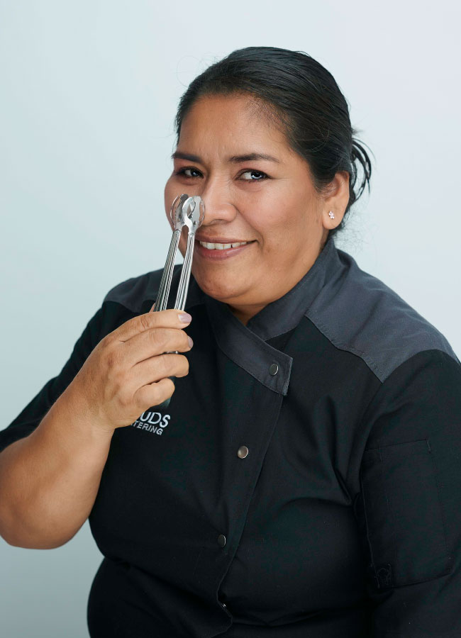 Margarita Lopez - Catering Chef