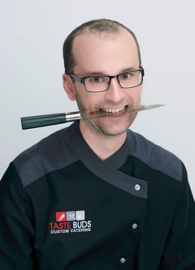 Matt Connors - Tastebuds team member